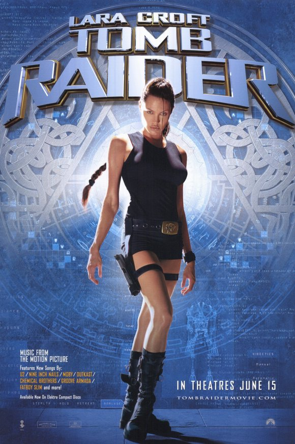 Lara croft: Tomb raider (2001) Online