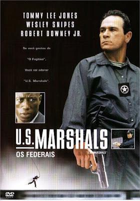 U.S. Marshals - Os Federais DVDRip XviD & RMVB Dublado