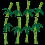 竹・竹林のイラスト