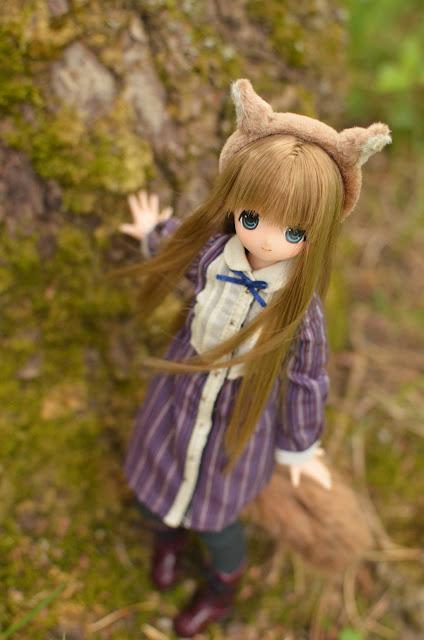 Chiika squirrel
