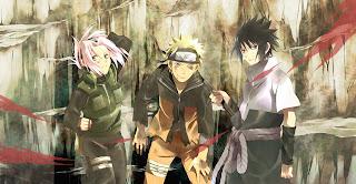 Naruto Sakura Sasuke Anime DH Wallpaper Desktop Background