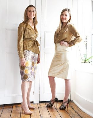 Jane de Teliga and Elizabeth Barnett Lawton, co-founders of Style On Call
