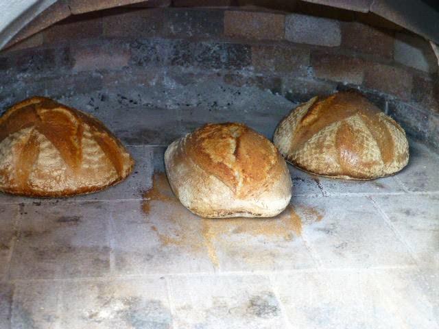 Recetas f ciles de josean mg como hacer pan en horno de le a - Construir horno de lena ...
