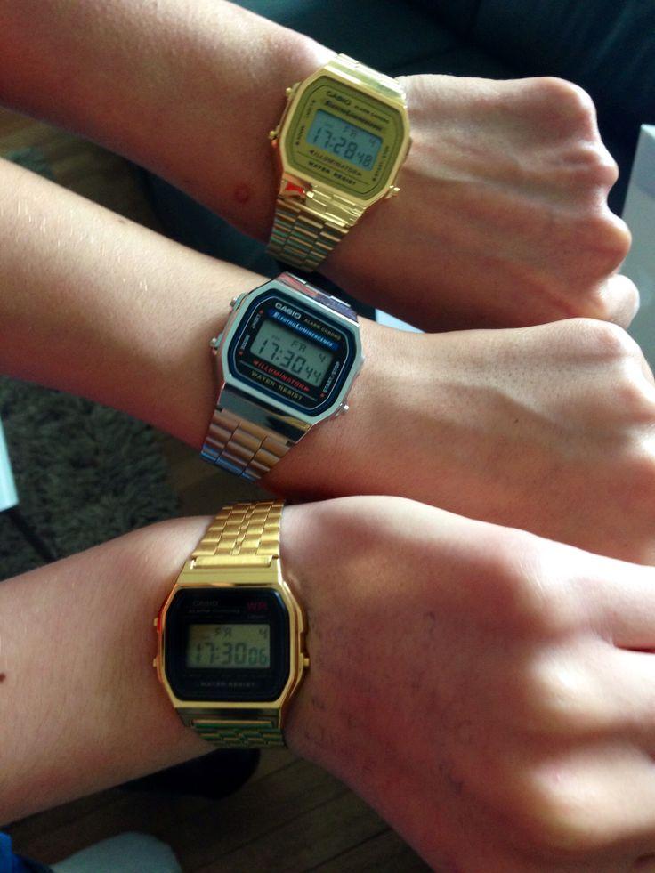 Casio Watch Fashion Blog