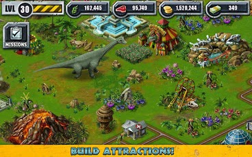 Jurassic Park™ Builder APK v2.2.11 Mod (Unlimited Resources) Android