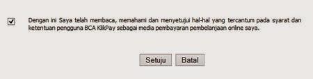 Cara Registrasi BCA KlikPay