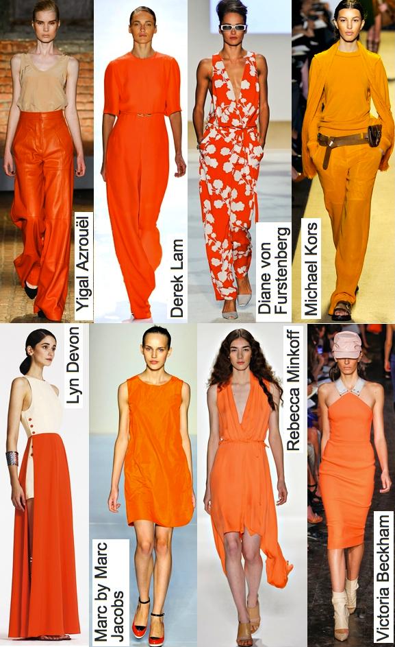 New York Fashion Week - Spring Summer 2012