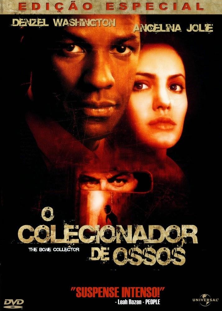 O Colecionador de Ossos – Dublado (1999)