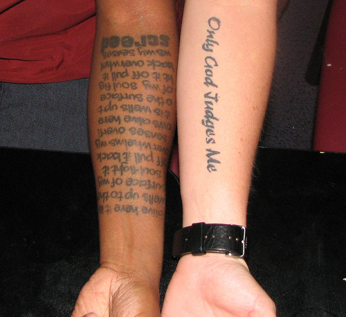 Remarkable Forearm Tattoo Designs Pictures For 201112