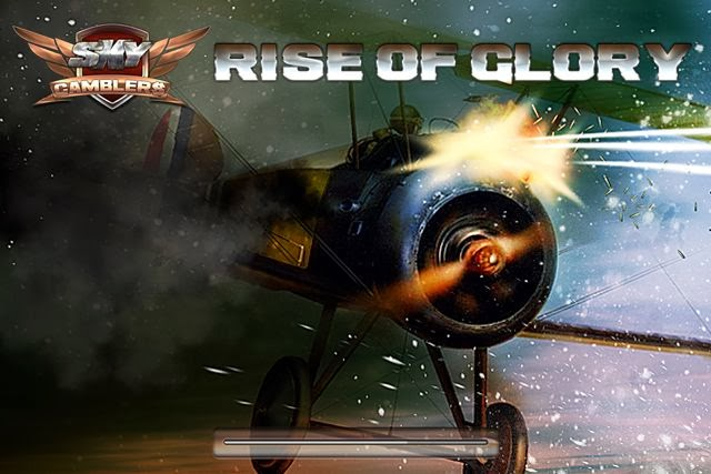 Sky Gamblers Rise of Glory Apk Full Mod Android Game
