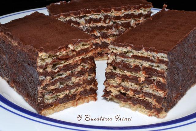 napolitane umplute cu ciocolata de casa bucataria irinei