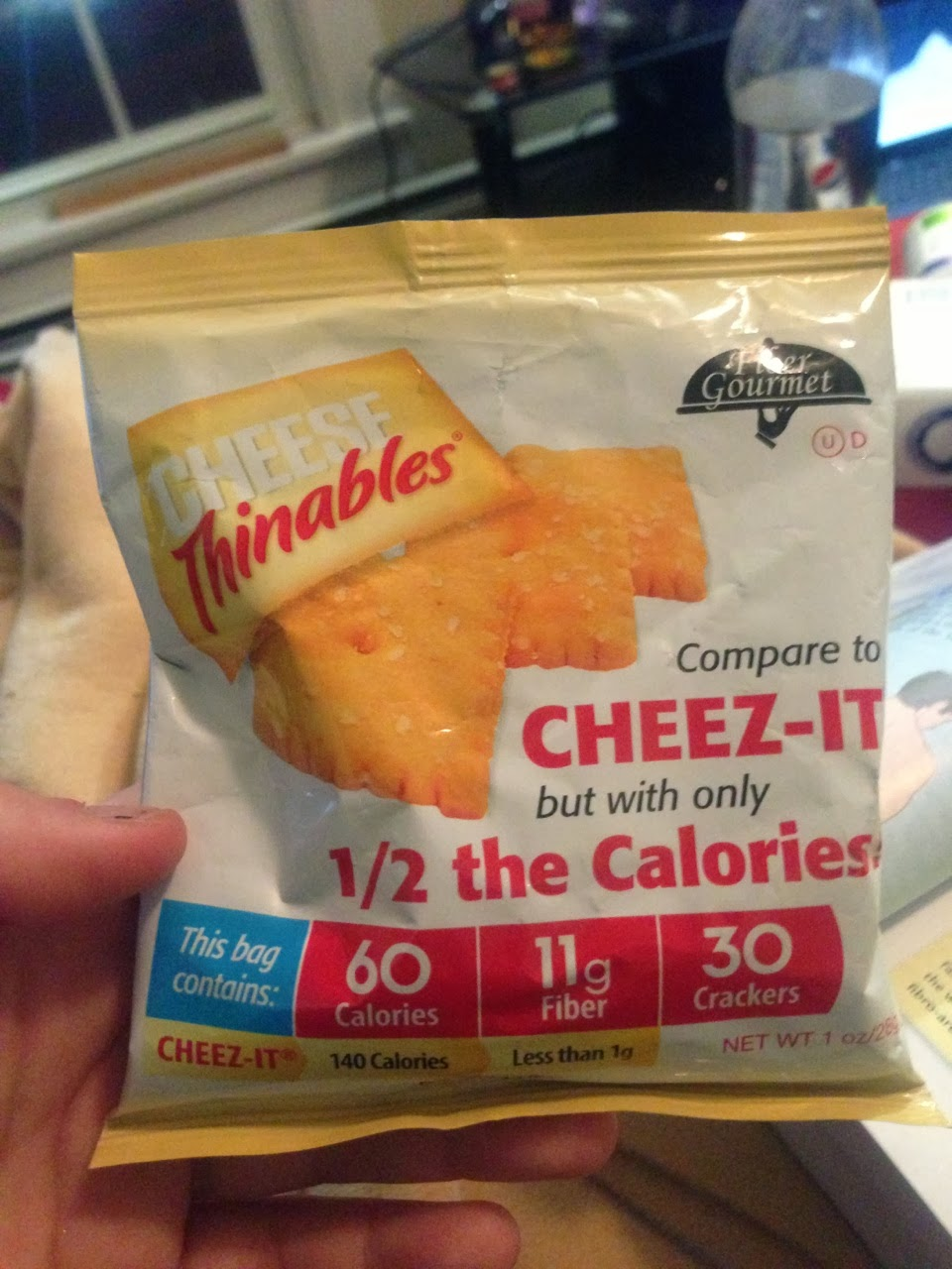 The Second Thought Cheese Thinables Review
