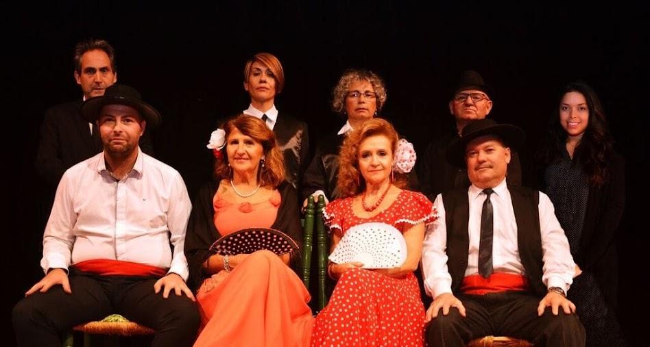 Grupo de teatro Candilejas San Cristóbal de       Segovia