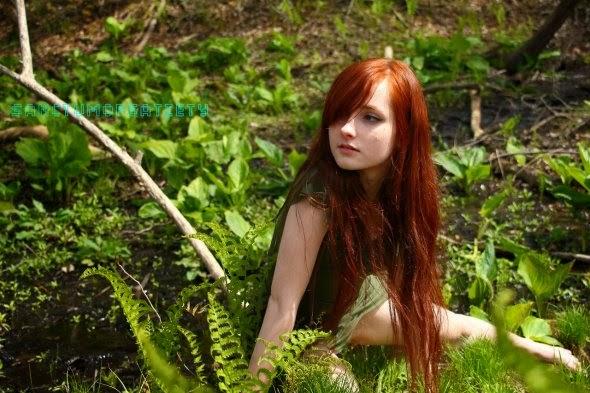 Sanctum of Satiety Devin - fotografia - ruiva linda sovngarde tumblr Kristen