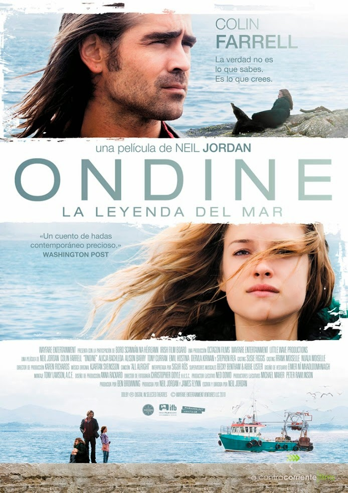 Ondine: La leyenda del mar