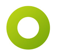 The Amara logo, a green hollow circle.