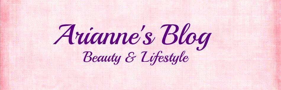 Arianne's blog
