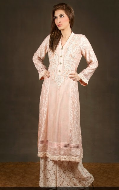 Versatile Eid Dresses of Girls for Parties