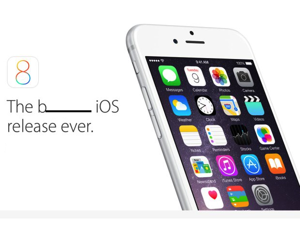 For Iphone 6 and 6 Plus users who upgraded their iOS to 8.0.1, here is the temporary fix
