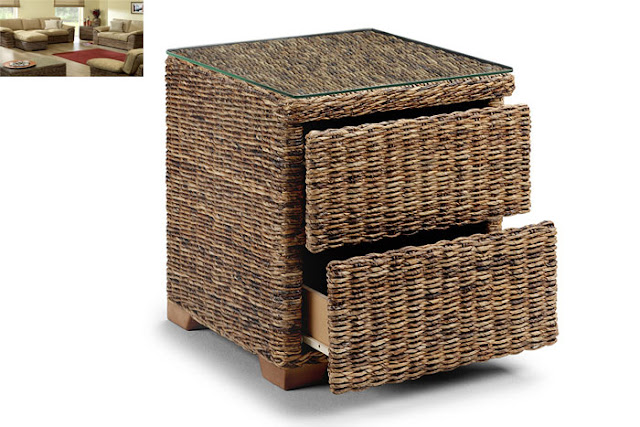 MGM Lichfield Conservatory Furniture - Side Table Option