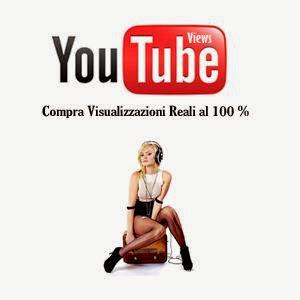Visualizzazioni Video Youtube