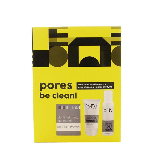 B.liv Pore Be Clean