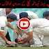 Australian cricketer Phillip Hughes injured by brutal bouncer on head