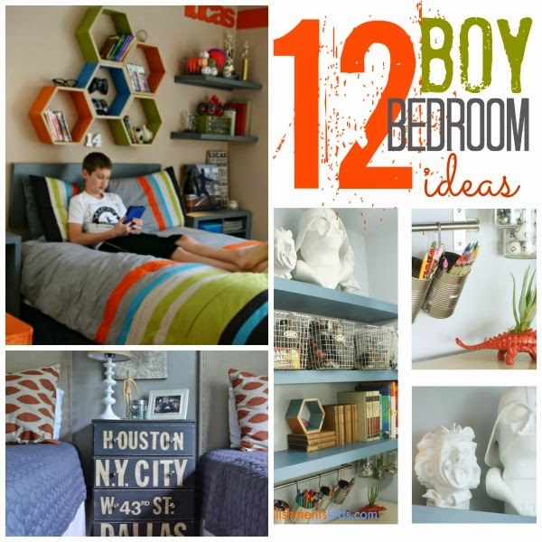 12 Cool Bedroom Ideas For Boys