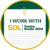 I work with Trados Studio 2014