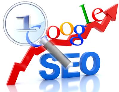 blog peringkat pertama google