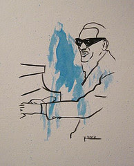 Ray Charles (Sold)