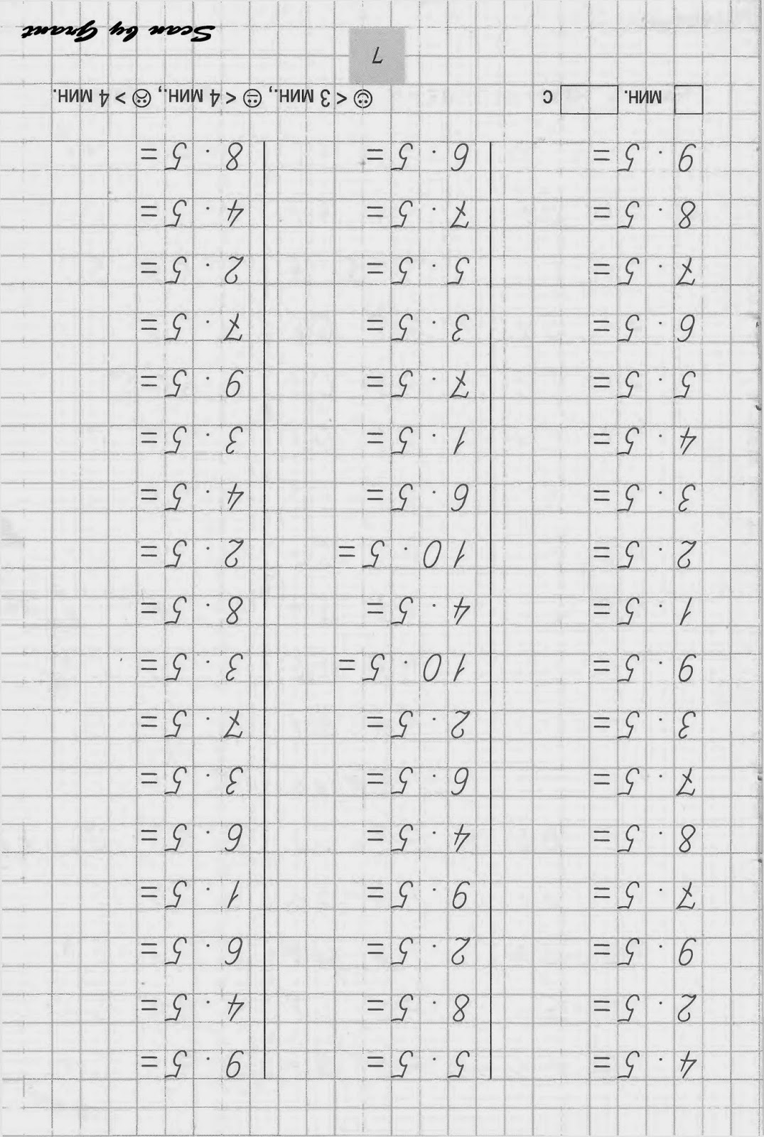 Таблица десятичных логарифмов  Математика
