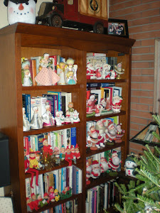 Bookcase Display