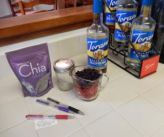 Eggface%2BRaspberry%2BBlueberry%2BChia%2BJam%2BNo%2BSugar%2BAdded%2BRecipe Weight Loss Recipes Cha cha cha Chia Jam