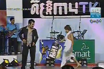 CTN Comedy - Krou Teay Dak Chivit (End)