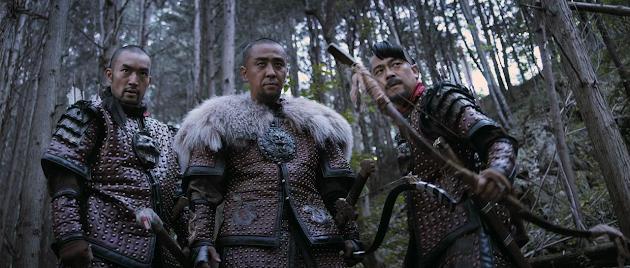 War Of The Arrows Film