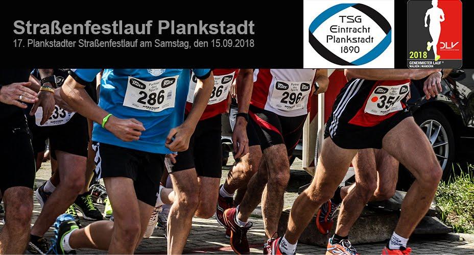 Straßenfestlauf Plankstadt