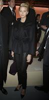 Charlene Wittstock Hairstyle