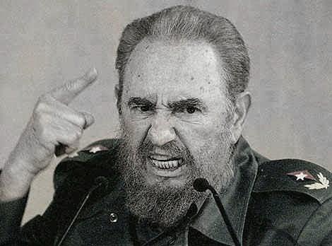 Fidel Castro el dictador
