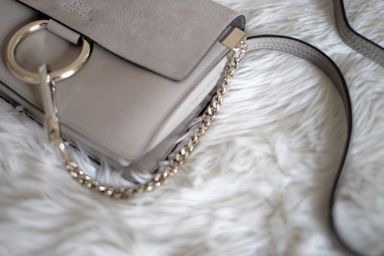 purse chloe - STYLED & SMITTEN: Chlo�� Faye in Motty Grey