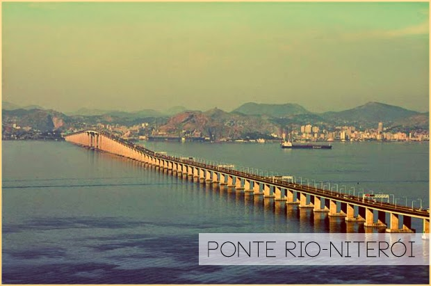 Ponte Rio Niterói - Brasil