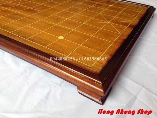 bo ban co tuong bang go dep