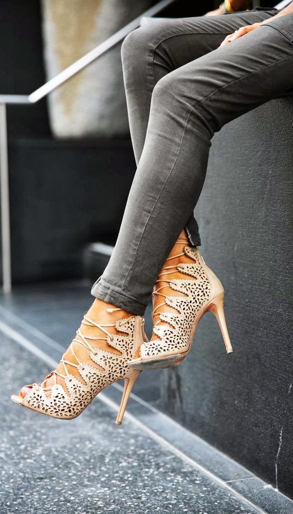 Lovely schutz arieli laces up booties trend