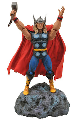 Diamond/Marvel Select Mighty Thor Figure