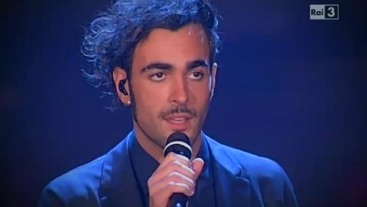 Life after Helsinki 2007 Eurovision: MARCO MENGONI - 500