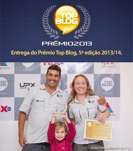 Prêmio Top Blog 2013/2014