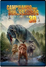 Download Caminhando com Dinossauros RMVB Dublado + AVI Dual Áudio Torrent BDRip