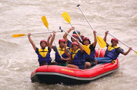 Rafting Expression