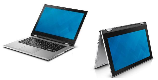 Dell Kenalkan Lini Inspiron 2-in-1