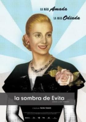 La sombra de Evita (2011).